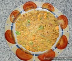 carrot-peas-mattar-paratha