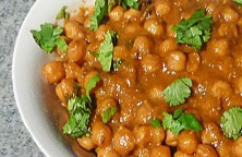 Chana Chole Masala – Chickpeas Curry