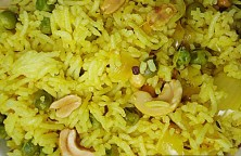 Lemon Rice – South Indian Variety Rice